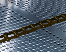 Agriculture roller chains