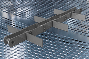 Scraper conveyor  chains